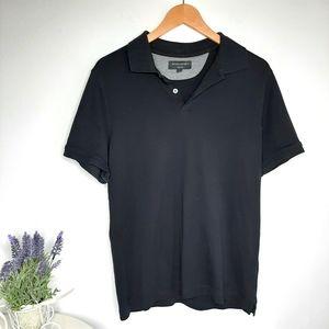 Banana Republic Men's Dress Polo Shirt size L